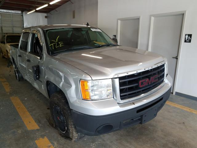 GMC Sierra salvage cars for sale: 2010 GMC Sierra