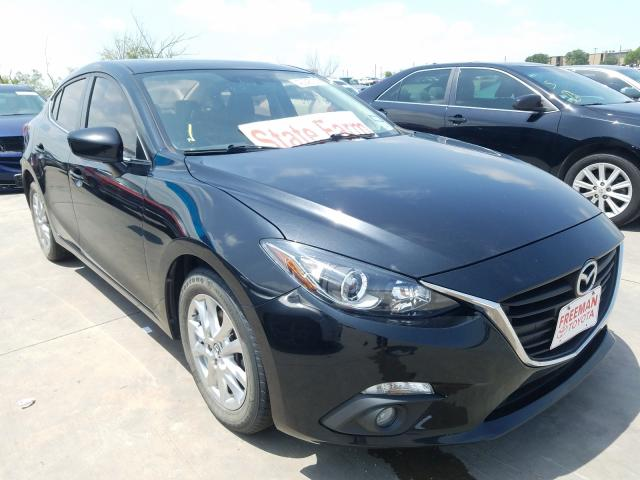 Mazda salvage cars for sale: 2016 Mazda 3 Grand Touring