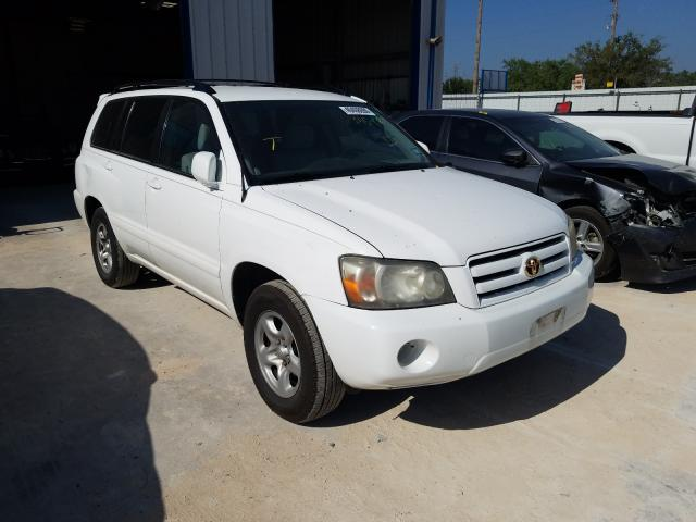 2007 Toyota Highlander for sale in Abilene, TX