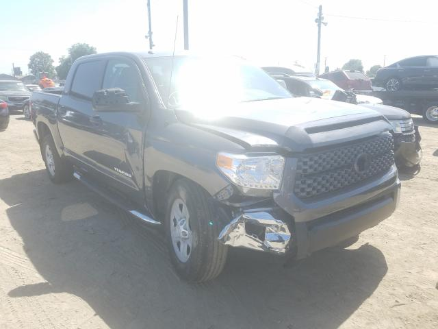 Toyota Tundra CRE salvage cars for sale: 2018 Toyota Tundra CRE