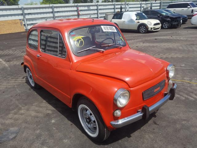 Fiat salvage cars for sale: 1979 Fiat 600