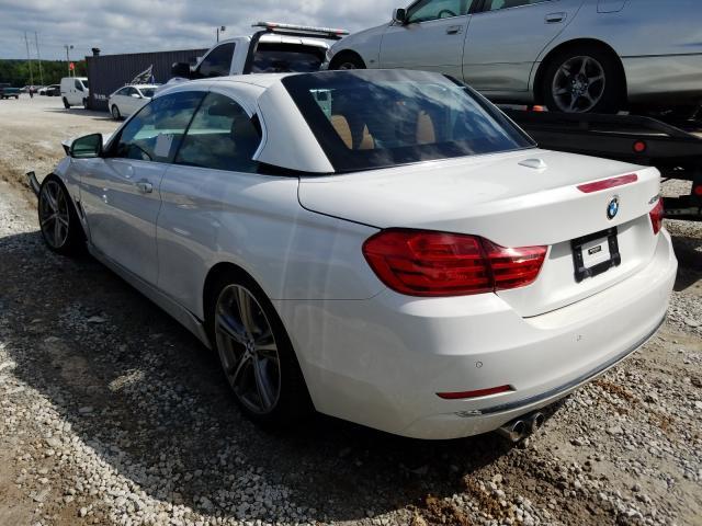 купить 2017 BMW 430I  WBA4U7C57H5D43375