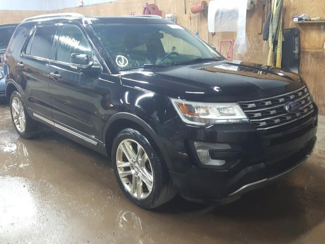 2016 Ford Explorer X for sale in Kincheloe, MI