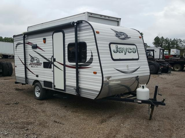 Jayco salvage cars for sale: 2015 Jayco JAY Flight