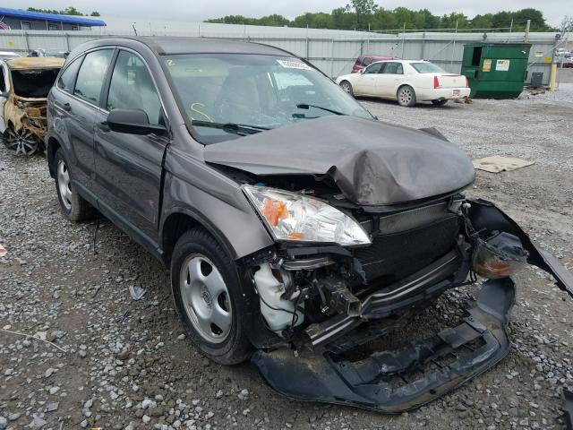 Honda CR-V LX salvage cars for sale: 2010 Honda CR-V LX