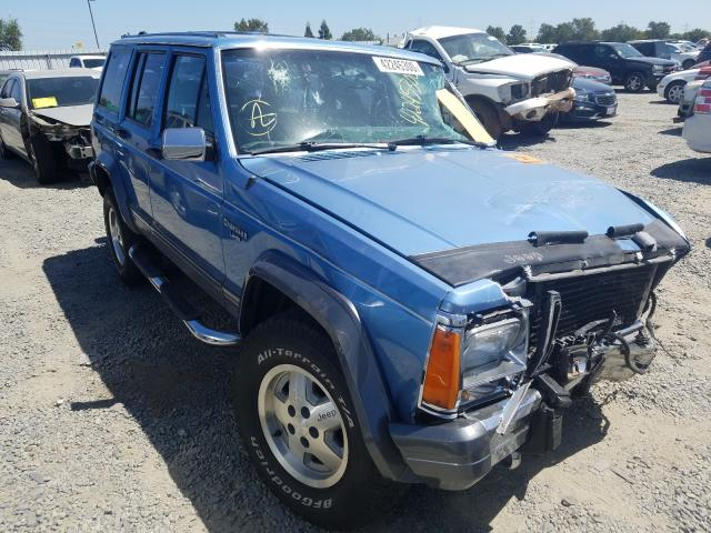 American Motors salvage cars for sale: 1990 American Motors Cherokee L