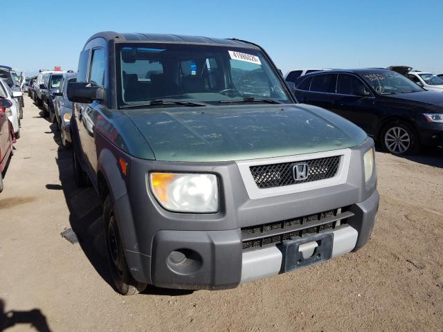 Honda Element EX salvage cars for sale: 2003 Honda Element EX