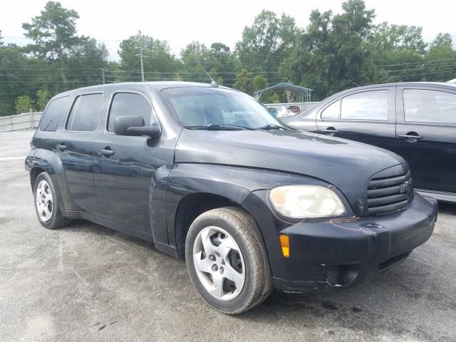 Salvage cars for sale from Copart Savannah, GA: 2011 Chevrolet HHR LS