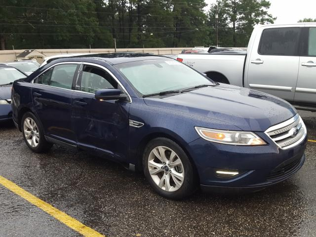 Ford Taurus SEL salvage cars for sale: 2011 Ford Taurus SEL