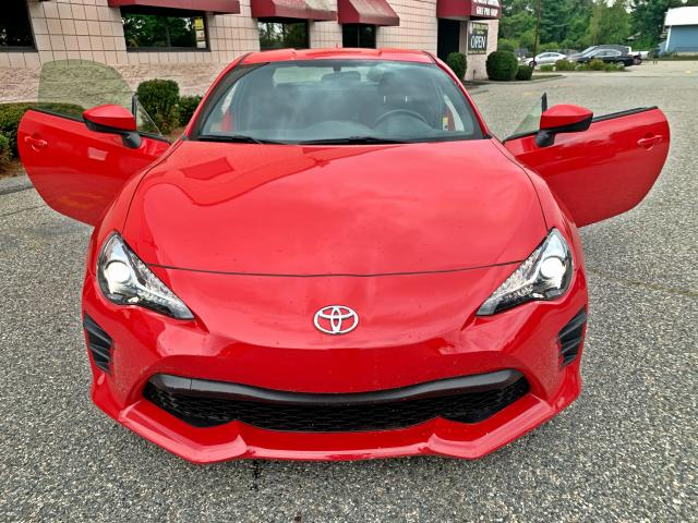Toyota 86 Base salvage cars for sale: 2017 Toyota 86 Base