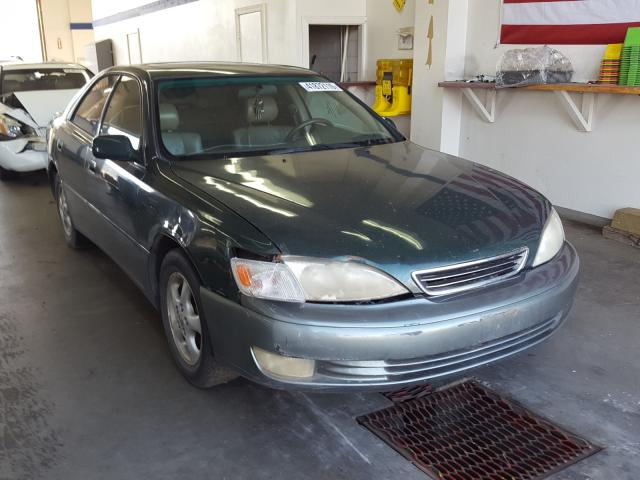 Salvage cars for sale from Copart Pasco, WA: 1999 Lexus ES 300