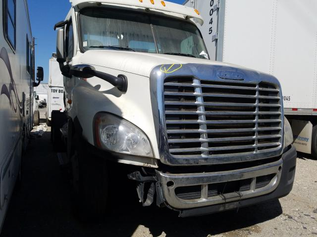 Salvage cars for sale from Copart Rancho Cucamonga, CA: 2012 Freightliner Cascadia 1