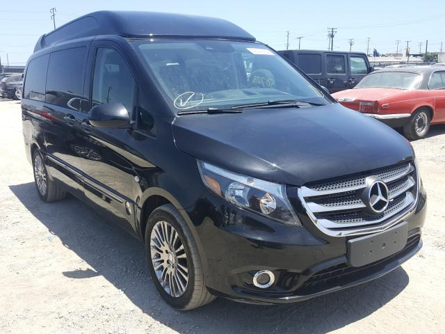 2017 Mercedes-Benz Metris for sale in Los Angeles, CA