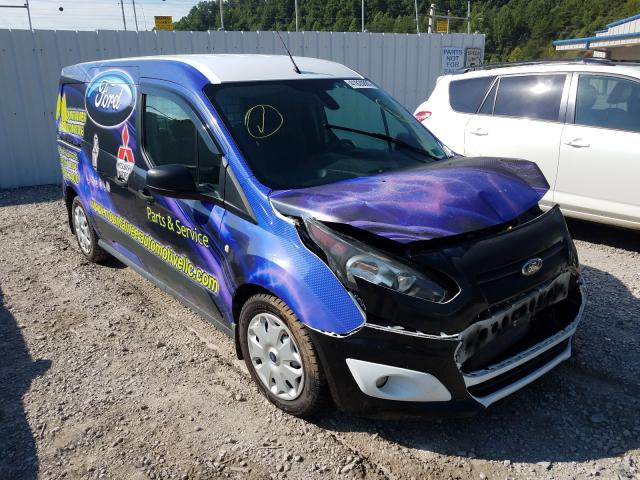 Salvage cars for sale from Copart Hurricane, WV: 2014 Ford Transit CO