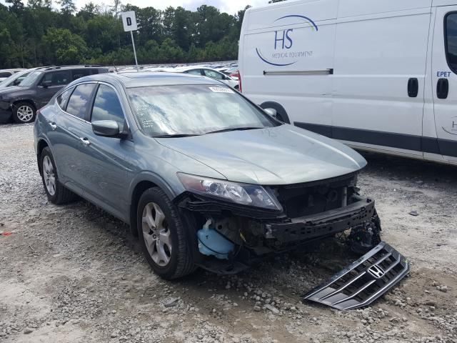 Honda Crosstour salvage cars for sale: 2011 Honda Crosstour