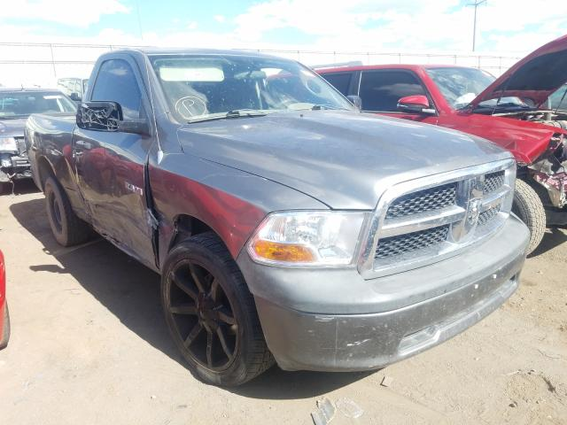 Salvage cars for sale from Copart Albuquerque, NM: 2009 Dodge RAM 1500