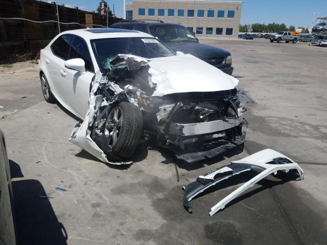 Vehiculos salvage en venta de Copart Littleton, CO: 2015 Lexus IS 250