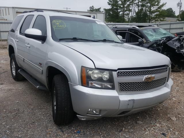 Salvage cars for sale from Copart Florence, MS: 2010 Chevrolet Tahoe K150