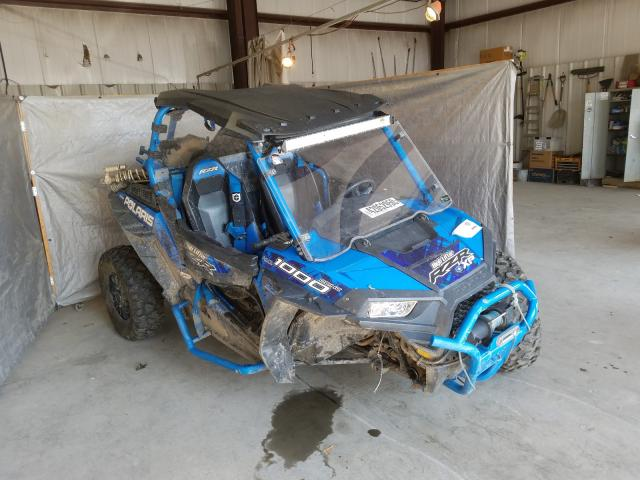 Salvage cars for sale from Copart Duryea, PA: 2017 Polaris RZR XP