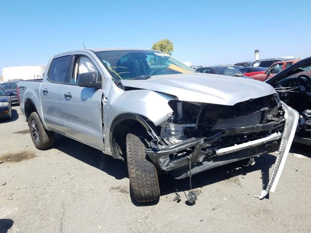 Salvage 2019 FORD RANGER - Small image. Lot 31625991