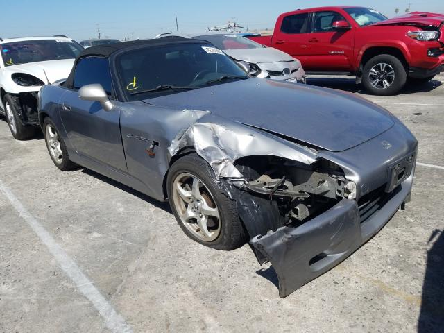 Honda S2000 salvage cars for sale: 2000 Honda S2000