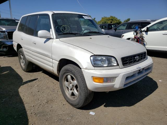 Toyota Rav4 salvage cars for sale: 2000 Toyota Rav4