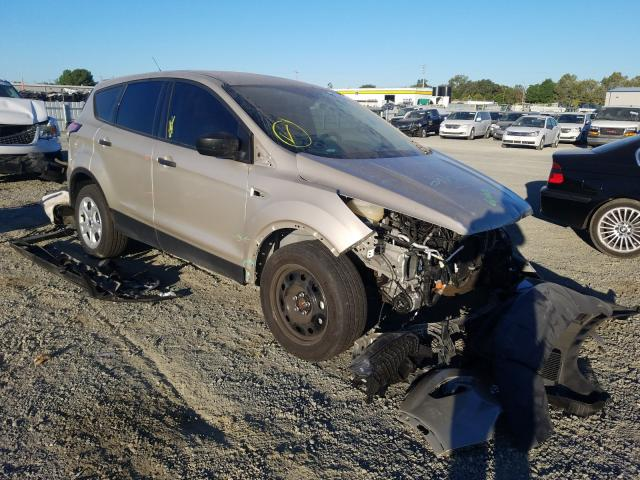 2018 FORD ESCAPE S 1FMCU0F76JUD22279