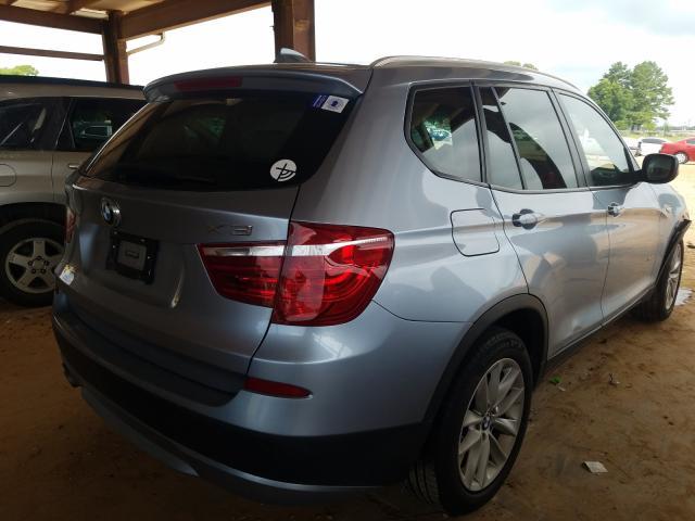 цена в сша 2014 BMW X3 XDRIVE28I 5UXWX9C57E0D38859