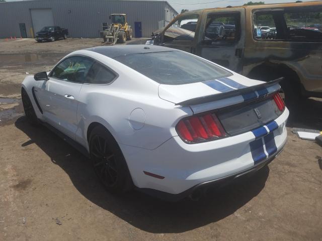 купить 2017 FORD MUSTANG SHELBY GT350 1FA6P8JZ1H5520388