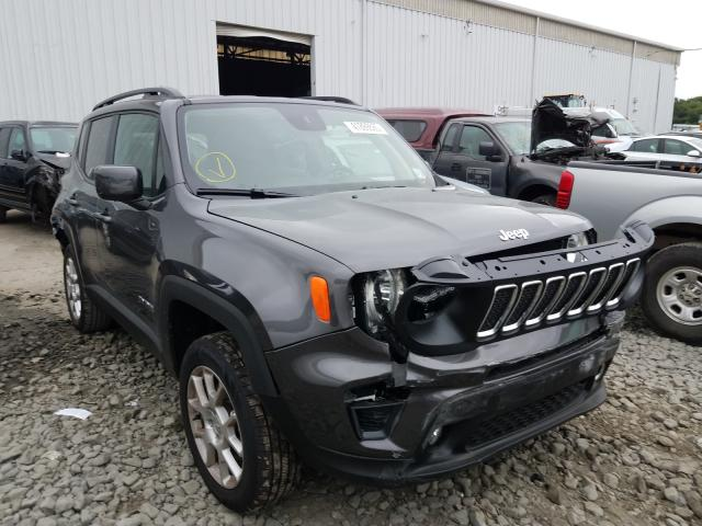 Jeep salvage cars for sale: 2020 Jeep Renegade L