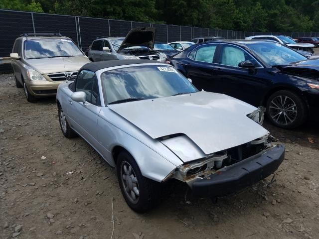Mazda salvage cars for sale: 1990 Mazda MX-5 Miata