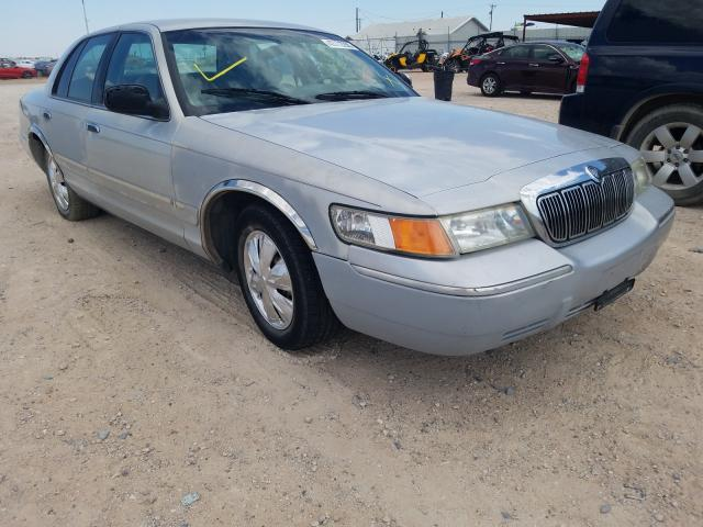 Mercury salvage cars for sale: 2000 Mercury Grand Marq