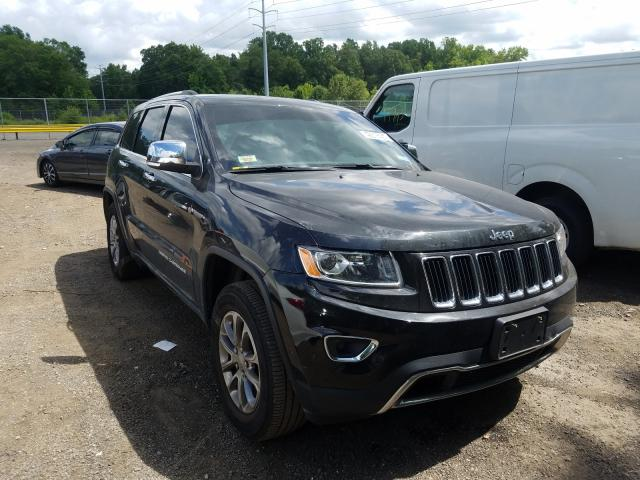 Salvage cars for sale from Copart Waldorf, MD: 2016 Jeep Grand Cherokee