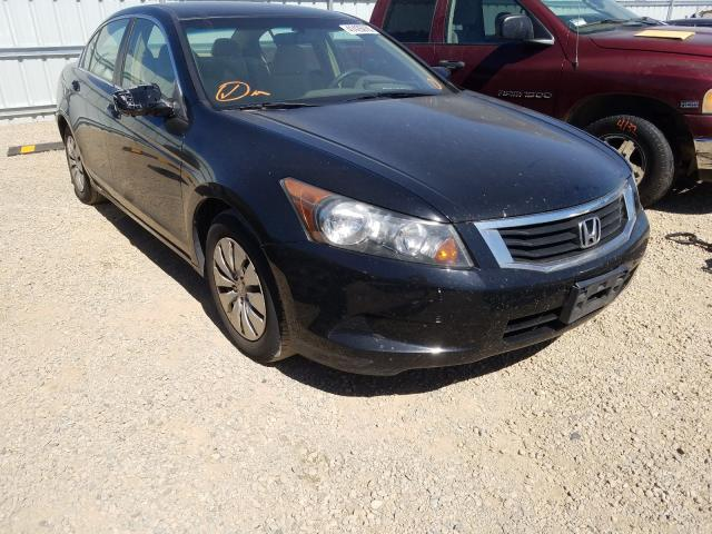 Honda Accord LX salvage cars for sale: 2009 Honda Accord LX