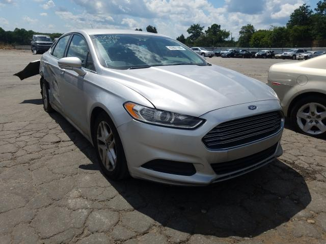 2016 Ford Fusion SE for sale in Austell, GA