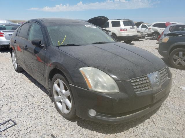 Nissan Maxima salvage cars for sale: 2004 Nissan Maxima