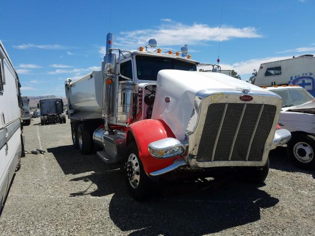 Peterbilt 389 salvage cars for sale: 2019 Peterbilt 389