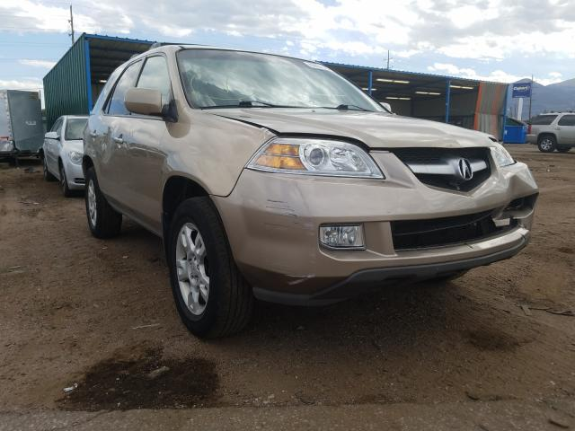 Acura salvage cars for sale: 2005 Acura MDX Touring