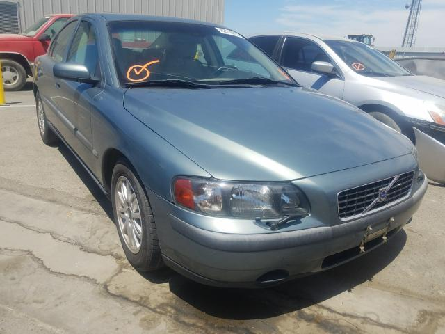 Volvo S60 salvage cars for sale: 2004 Volvo S60