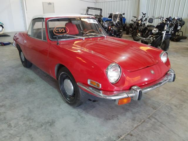 Fiat salvage cars for sale: 1970 Fiat 850