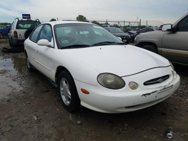 Ford Taurus LX salvage cars for sale: 1998 Ford Taurus LX