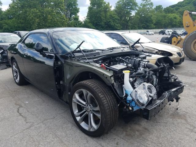 Salvage cars for sale from Copart Ellwood City, PA: 2020 Dodge Challenger