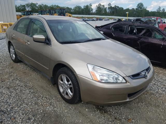 Honda Accord LX salvage cars for sale: 2005 Honda Accord LX