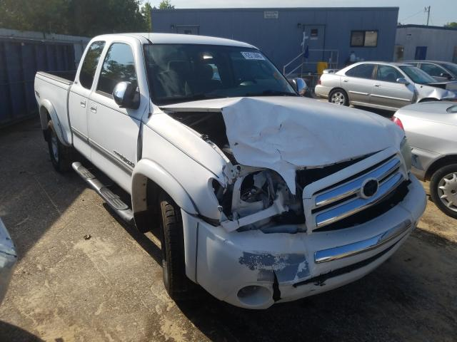 Toyota Tundra ACC salvage cars for sale: 2005 Toyota Tundra ACC