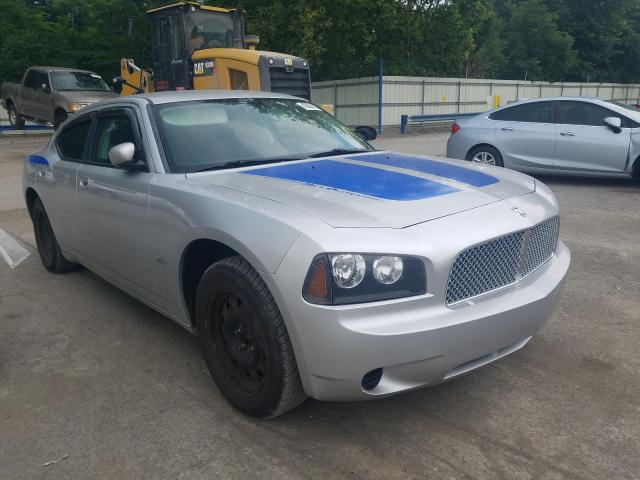Salvage 2010 DODGE CHARGER - Small image. Lot 42863820