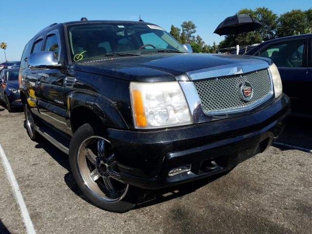 Cadillac Escalade L salvage cars for sale: 2005 Cadillac Escalade L