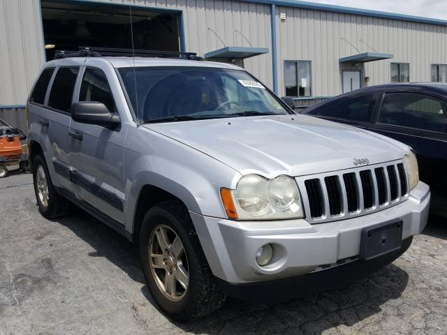 Salvage cars for sale from Copart Chambersburg, PA: 2006 Jeep Grand Cherokee