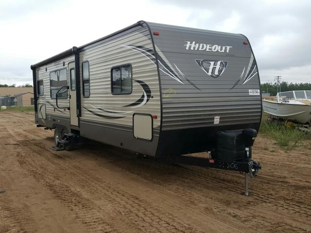 Keystone Hideout salvage cars for sale: 2017 Keystone Hideout