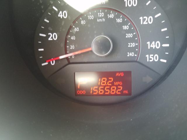 2012 Kia Sorento Ba 3.5L front view