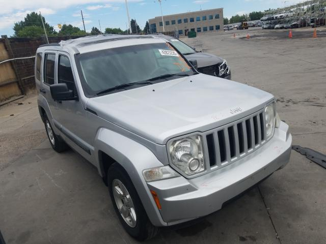Vehiculos salvage en venta de Copart Littleton, CO: 2009 Jeep Liberty SP